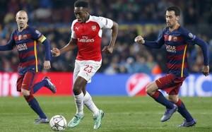 Sergio Busquets pese a jugar mermado tendrá que dar un paso al frente ante el Villarreal por la baja de Iniesta