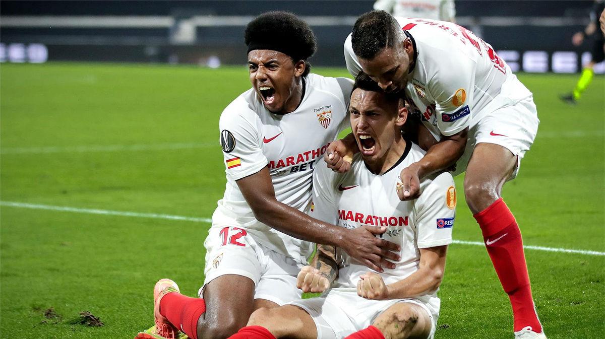 El Sevilla consigue su billete para las semifinales de la Europa League