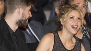 Shakira y Piqué, en una fotografía de archivo