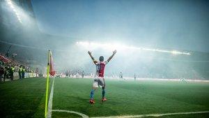 El Slavia afronta este miércoles el partido del año en el Eden