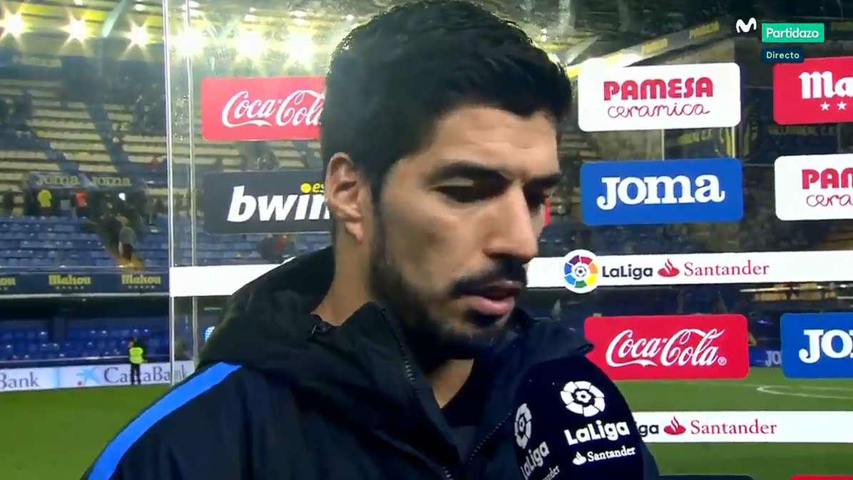 Suárez: Se ha demostrado lo importante que es Paco