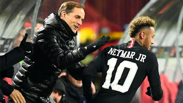 Tuchel: Neymar está impaciente por jugar