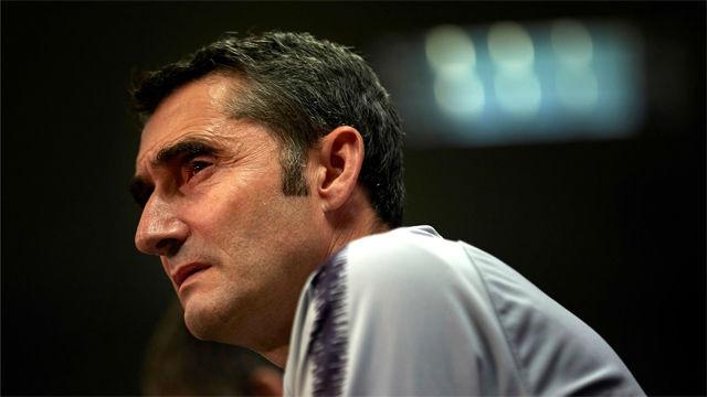 Valverde, optimista con la recuperación de Luis Suárez