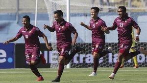 Venezuela es el primera clasificado al Hexagonal final del Sudamericano Sub 20