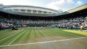 Wimbledon se disputa durante el mes de julio