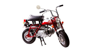 Honda Monkey 125 de 1970