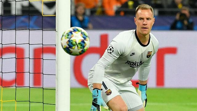 El 1x1 del Barça ante el Borussia Dortmund