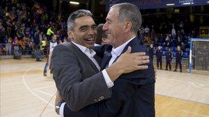 Albert Soler confía plenamente en el equipo de Andreu Plaza