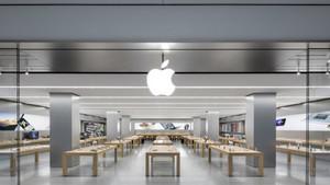 Apple sigue manteniéndose fuerte