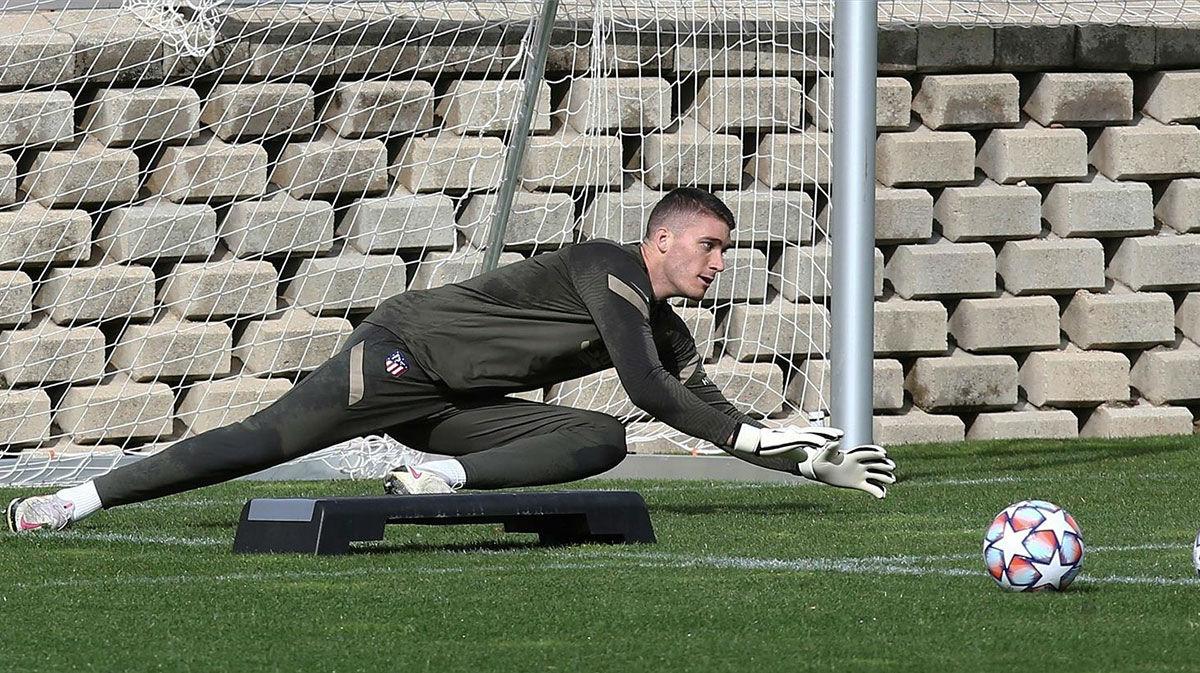 El Atlético enfoca al Salzburgo aún sin Saúl