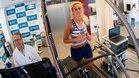 El Barça femenino echó a andar con las habituales revisiones médicas
