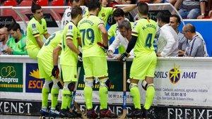El Barça Lassa quiere traerse los tres puntos de Lloret