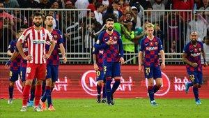 El Barça ya tiene mucho más margen de error