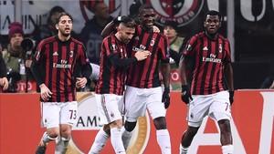 Borini abrió la lata para los rossoneri
