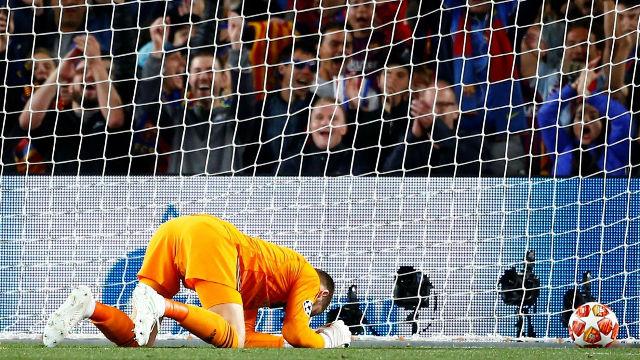En el Camp Nou volvió el De Gea del Mundial