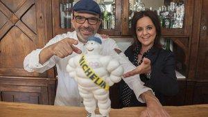 El Cenador de Amós gana su tercera estrella Michelin