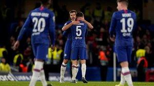 El Chelsea es el equipo que más opciones tiene, de salida, de ser el rival del Barça en octavos