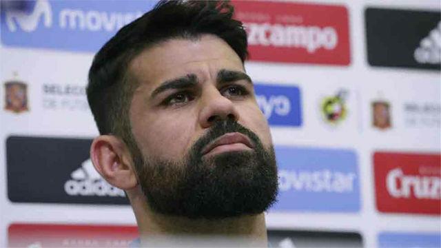 Costa: Lo mejor para Griezmann es que se quede en el Atlético