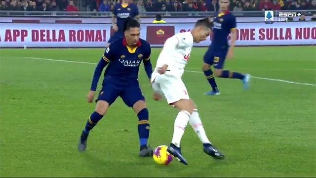 Cristiano homenajea a Zidane
