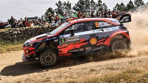 Dani Sordo ganó el Rally de Italia