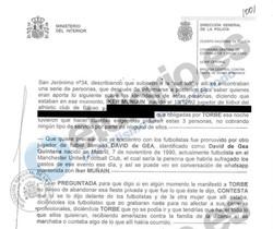 La declaración de la testigo protegida, que recoge Eldiario.es