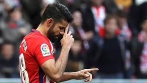 Diego Costa hizo una curiosa reflexión tras el partido frente al Athletic