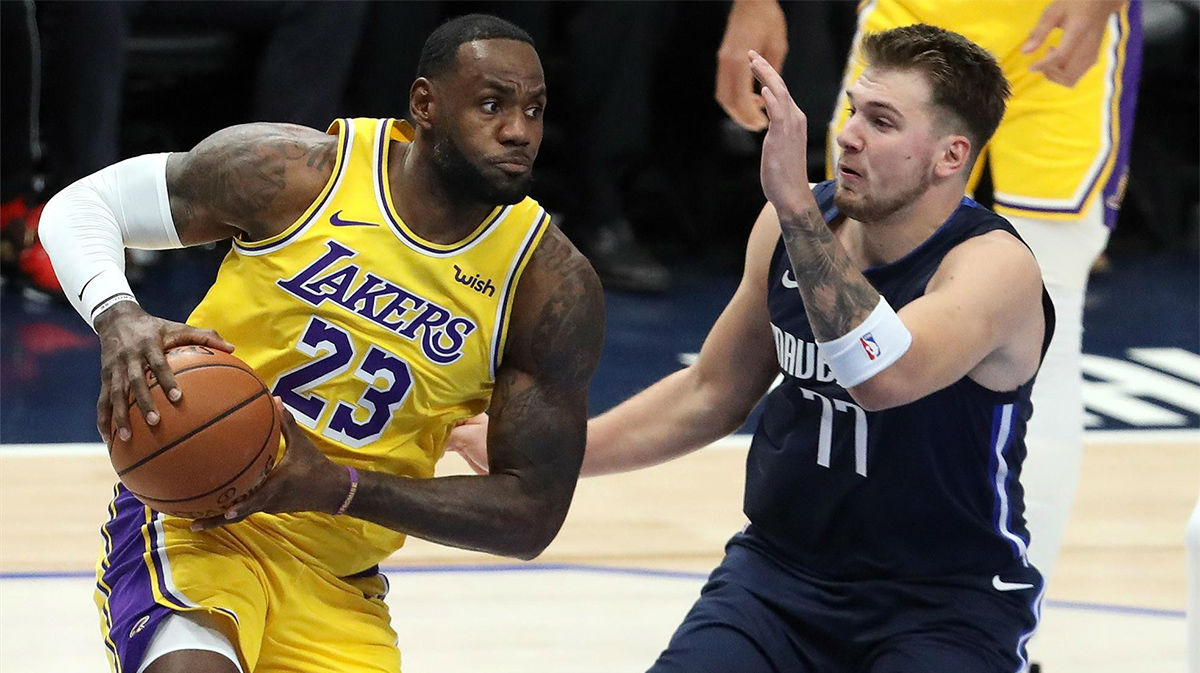 Doncic o LeBron, en el equipo ideal All-NBA