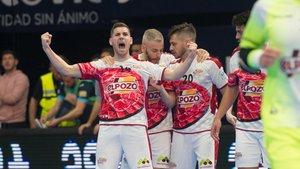 ElPozo ha pasado a lo grande a la final de la Copa de España