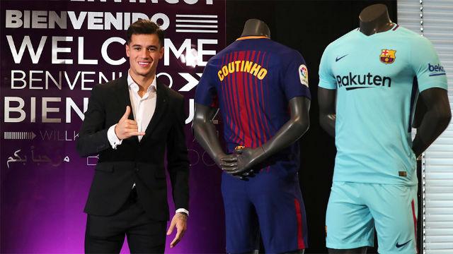 El episodio nunca explicado del fichaje de Coutinho por el Barça