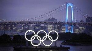 Este jueves faltará exactamente un año para el inicio de los Juegos de Tokio