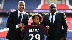 Ethan Mbappé podría formarse en el centro de alto rendimiento más importante de Francia