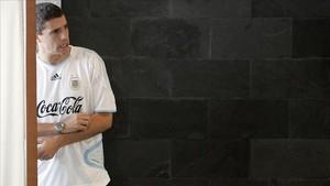 El exjugador argentino, Hernán Crespo, opina sobre juego de Messi en la selección