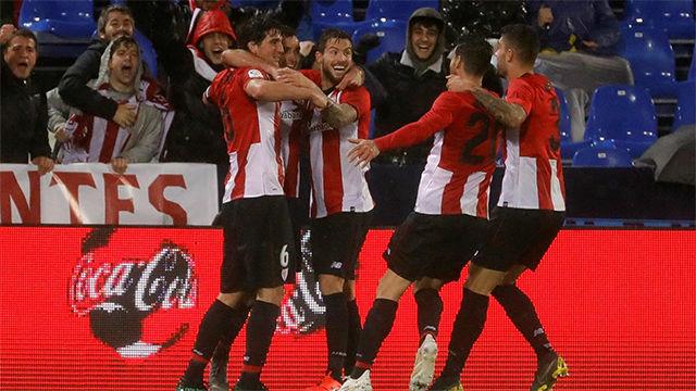 Un gol en propia del Leganés da la victoria al Athletic
