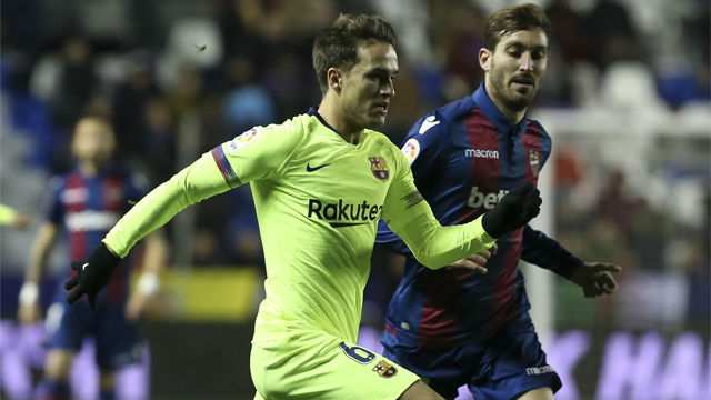 January transfer window: Denis Suárez, the Barcelona midfielder Arsenal hope to sign