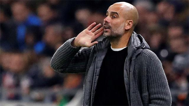 Guardiola: La Champions es diferente, no es fácil para el Manchester City