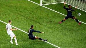 Guti fue duro con el Real Madrid