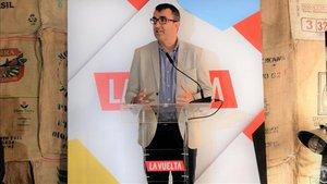 Javier Guillén, director de La Vuelta