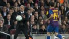 Javier Mascherano no olvida su etapa junto a Pep Guardiola en el FC Barcelona
