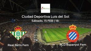 Jornada 20 de la Primera División Femenina: previa del duelo Real Betis Féminas - Espanyol Femenino