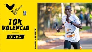 Joshua Cheptegei quiere batir el récord del mundo en el 10K Valencia Trinidad Alfonso