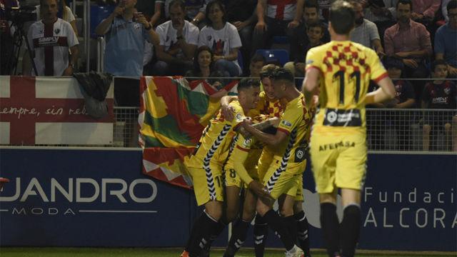 LALIGA 123 | Huesca - Nàstic de Tarragona (0-1)