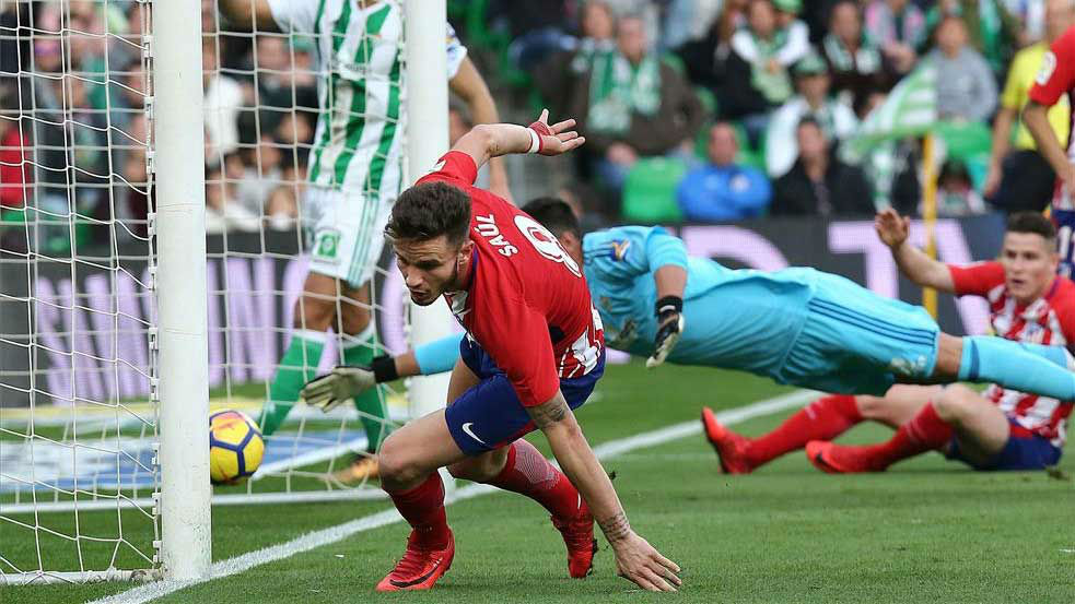 LALIGA | Betis - Atlético de Madrid (0-1)