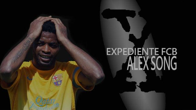Los expediente X del Barça: Song