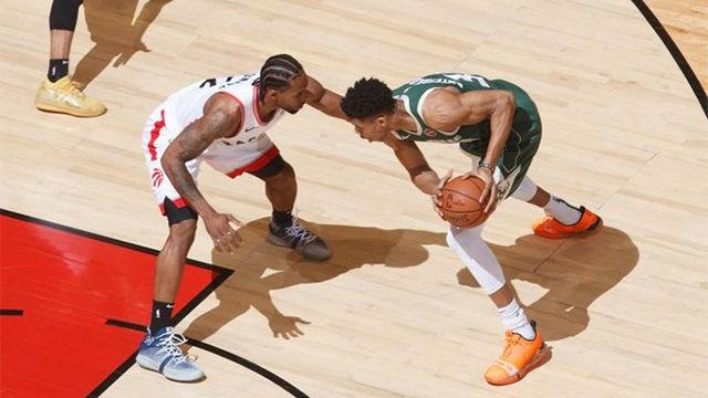 Los Raptors cogen ventaja ante los Bucks tras dos tiempos extra (118-112)