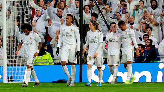El Madrid se llevó la victoria en un polémico partido del VAR