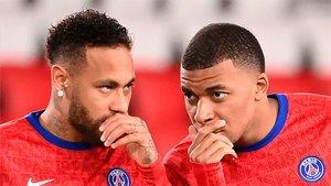 Mbappé y Neymar, ¿ante sus últimos meses compartiendo equipo?