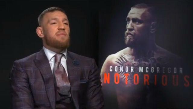 McGregor quiere ganar más que Cristiano Ronaldo