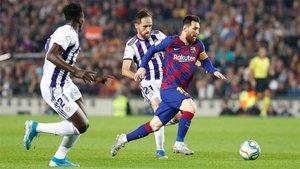 Messi convierte en oro todo lo que toca