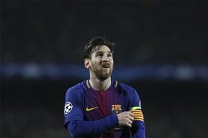 Messi será capitán del Barça el próximo año