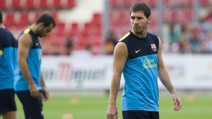 Messi vuelve a Montilivi para el Girona - FC Barcelona de Liga